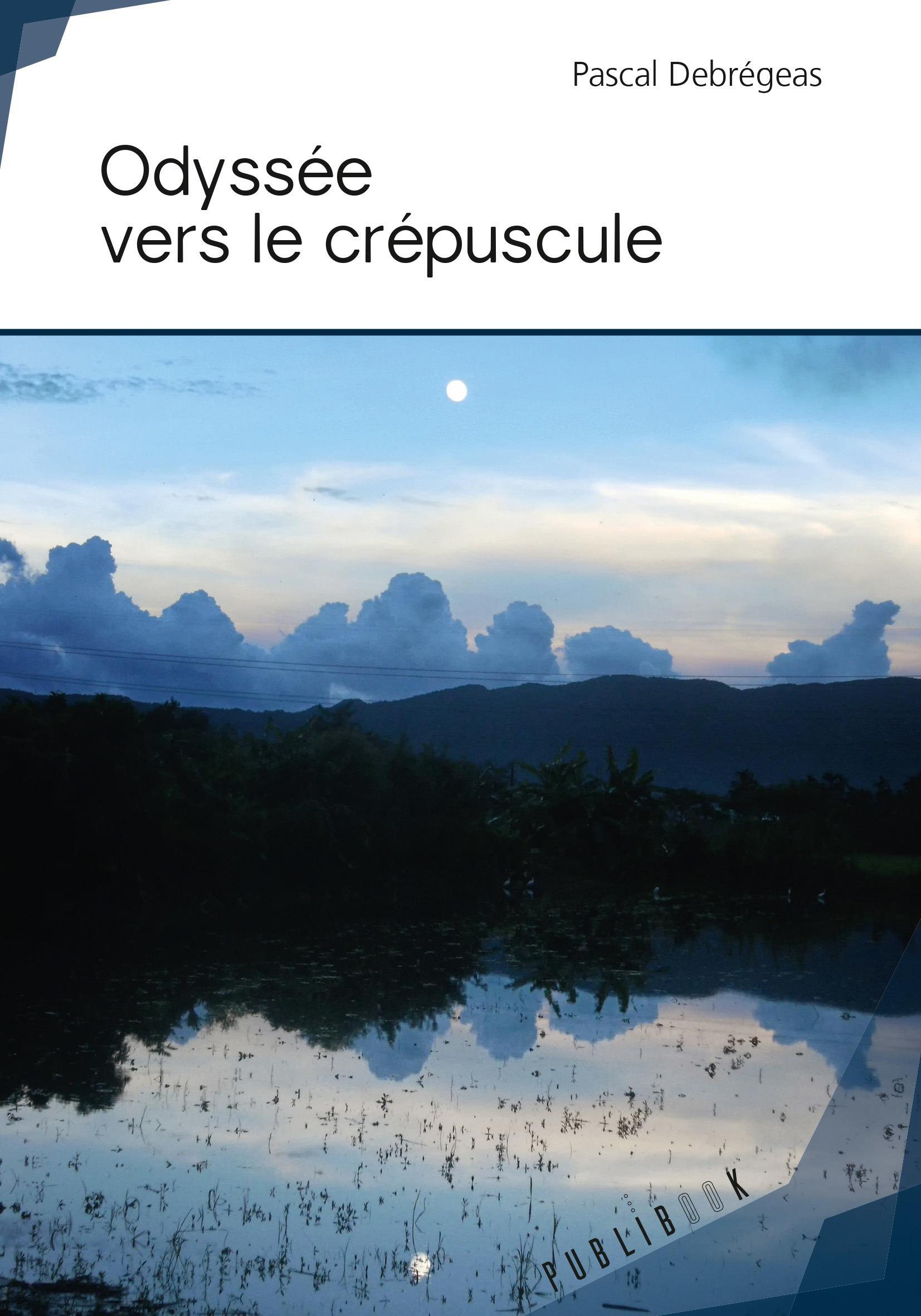 Odyssée vers le crépuscule  - Pascal Debrégeas