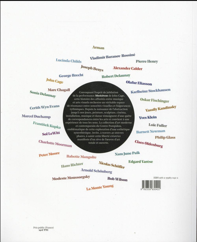 Musicircus ; oeuvres phares du Centre Pompidou, Musée National d'Art moderne