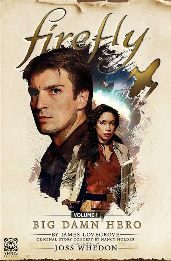 Firefly T.1 ; big damn hero