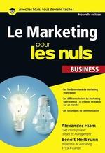 Vente EBooks : Le Marketing pour les Nuls poche business  - Alexander HIAM - Benoît HEILBRUNN
