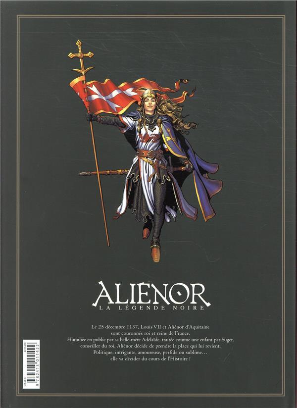 Les reines de sang - Aliénor, la légende noire ; INTEGRALE VOL.2 ; T.4 A T.6