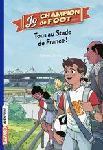 Vente Livre Numérique : Jo, champion de foot, Tome 03  - Sylvain Zorzin