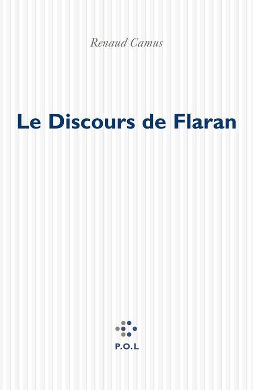 Le discours de Flaran sur l'art contemporain en general et la collection de Plieux en particulier