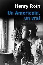 Vente Livre Numérique : Un américain, un vrai . A la merci d'un courant violent, V  - Henry Roth