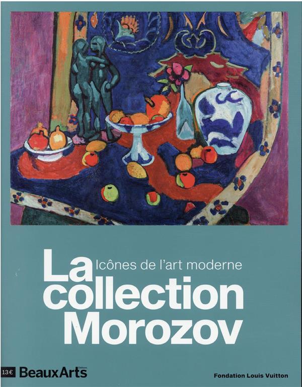 La collection Morozov : icônes de l'art moderne à la fondation Louis Vuitton
