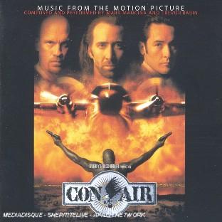 Con Air (Bof)