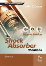 The Shock Absorber Handbook  - John C. Dixon