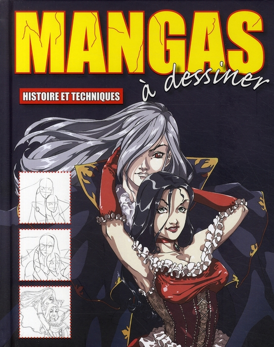 Dessiner Les Mangas