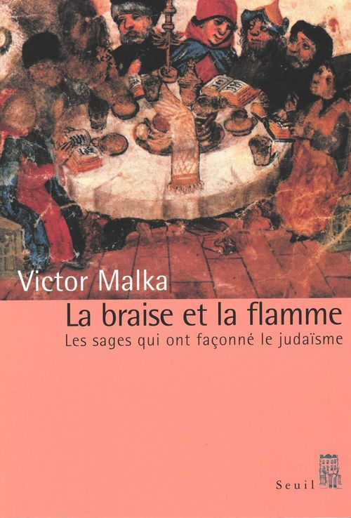 Vente EBooks : La Braise et la Flamme  - Victor Malka