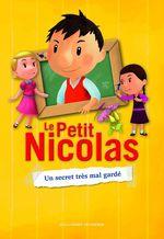 Vente Livre Numérique : Le Petit Nicolas t.5 ; un secret très mal gardé  - Valérie Latour-Burney
