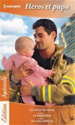Vente Livre Numérique : Héros et papa  - Patricia Thayer - Laura Iding - Gardner Bonnie