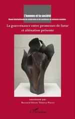 Vente Livre Numérique : La gouvernance entre promesses de futur et aliénation présente  - Bernard Hours - Thierry POUCH