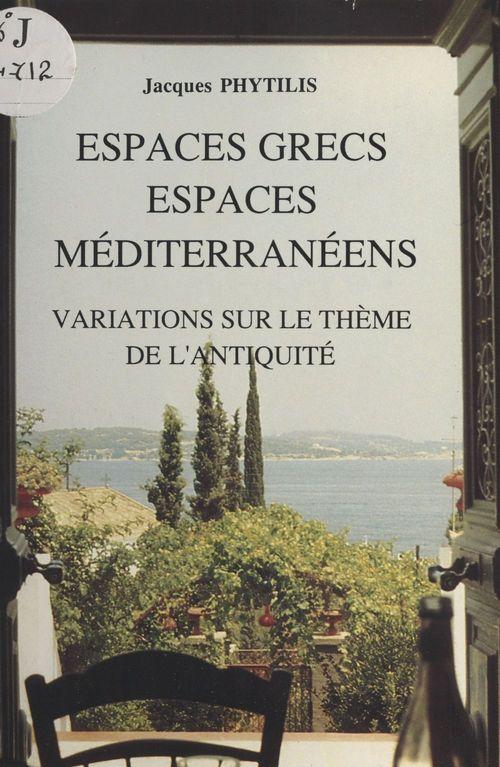 Espaces grecs