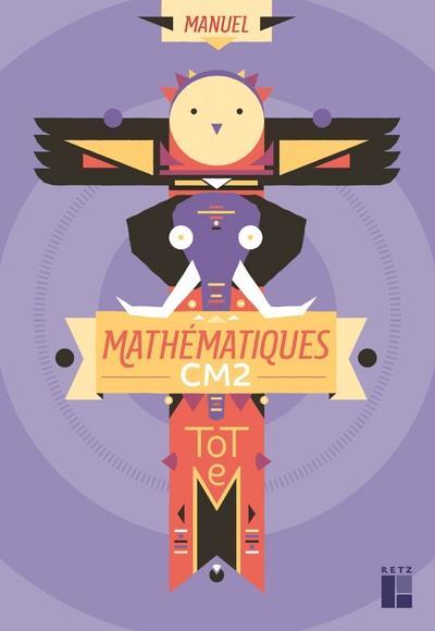 Mathématiques ; CM2 ; manuel + cahier d'exercices (édition 2020)