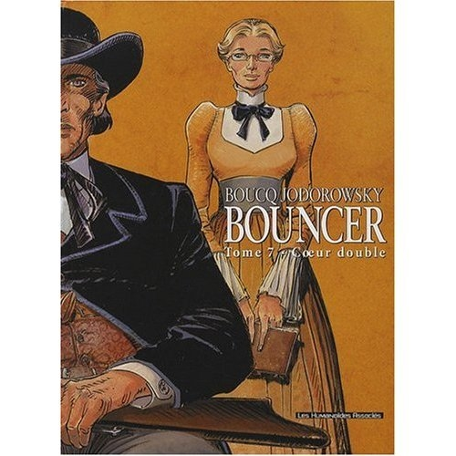 Bouncer T.7 ; coeur double