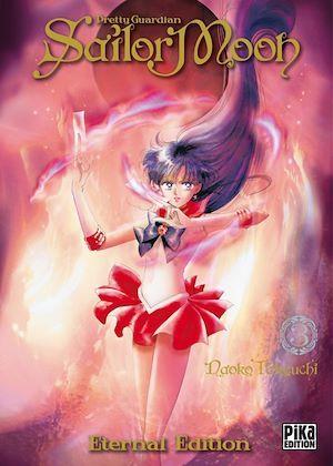 Vente Livre Numérique : Sailor Moon Eternal Edition T03  - Naoko Takeuchi