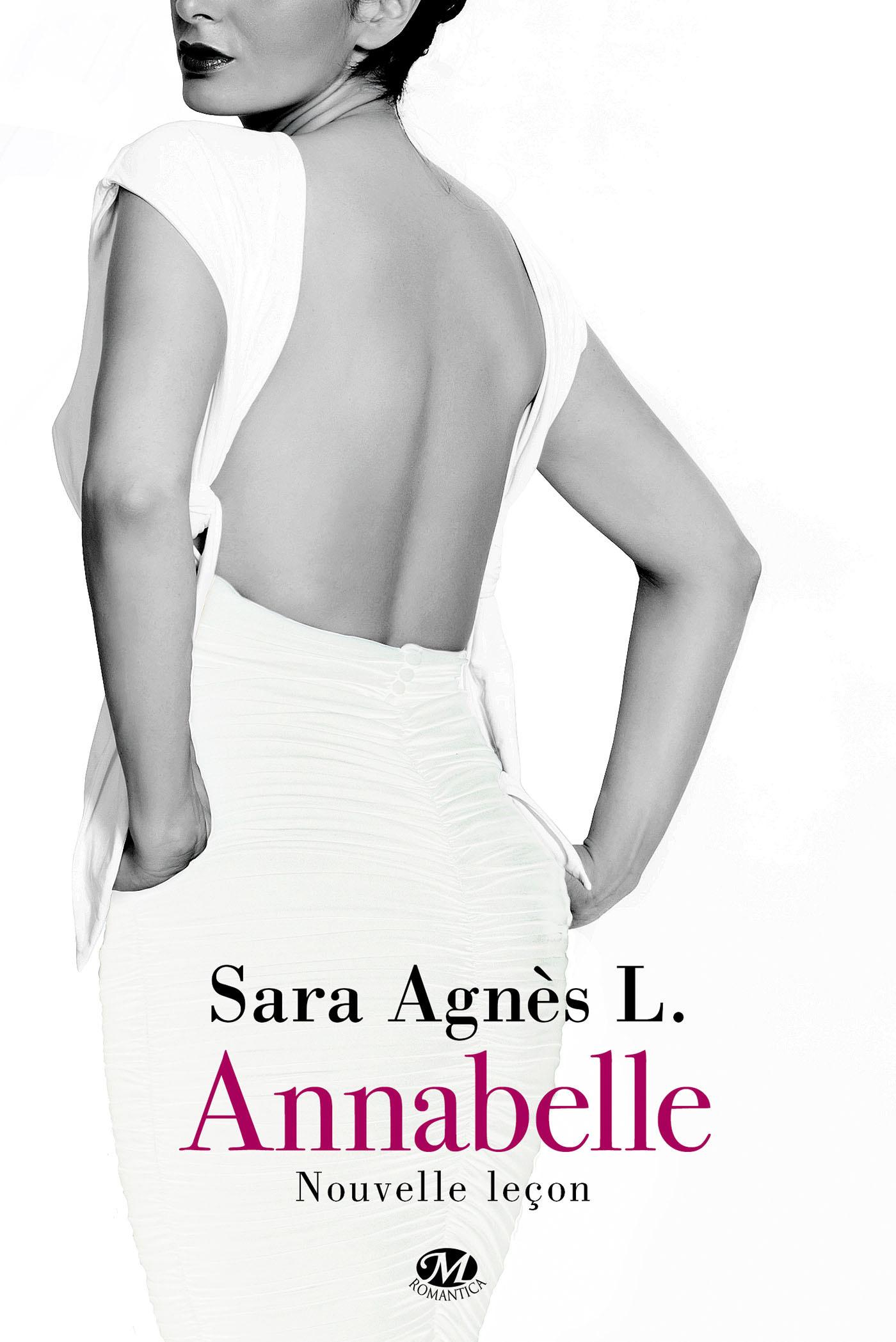 Annabelle T.2 ; nouvelle leçon
