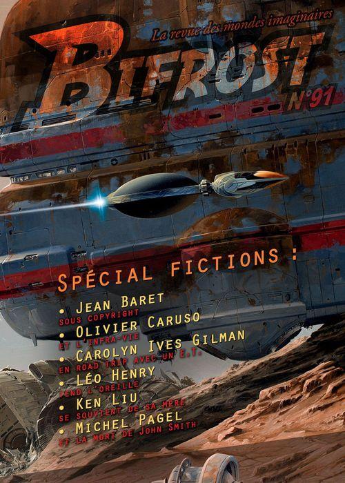 Bifrost n.91 ; spécial fictions