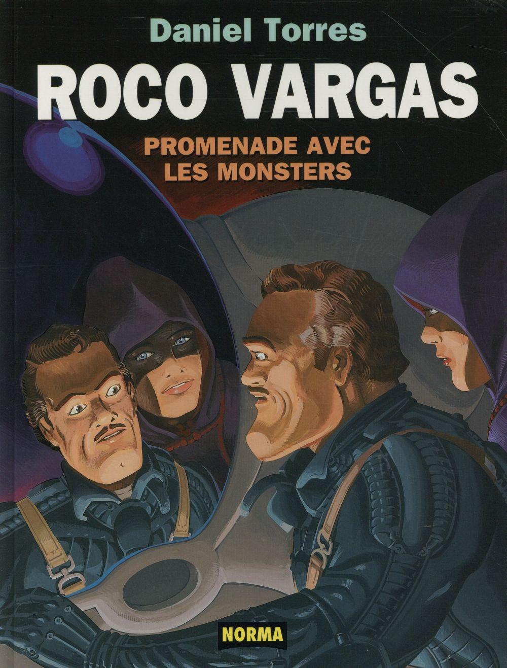 Roco Vargas t.7 ; promenade avec les monstres