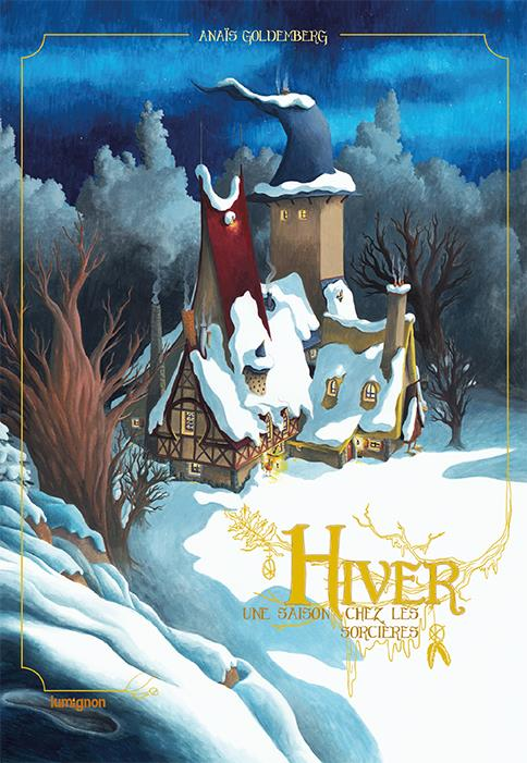 Une saison chez les sorcières T.2 ; hiver