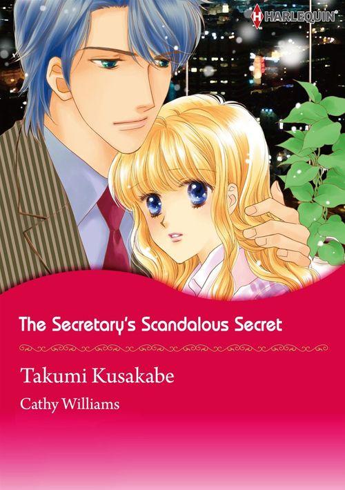 Vente Livre Numérique : Harlequin Comics: The secretary's scandalous secret  - Cathy Williams  - Takumi Kusakabe