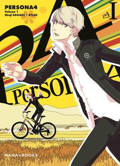 Persona 4  T.1