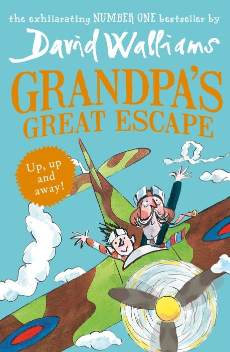 GRANDPA''S GREAT ESCAPE - UP, UP AND AWAY!