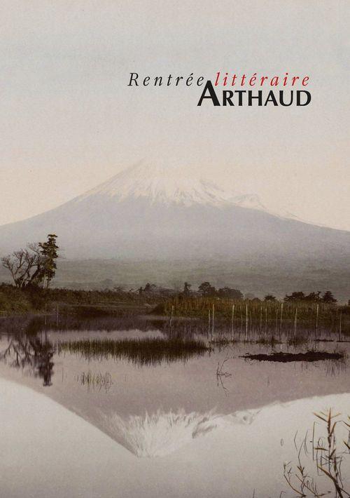 Extraits gratuits - Rentrée littéraire Arthaud 2015