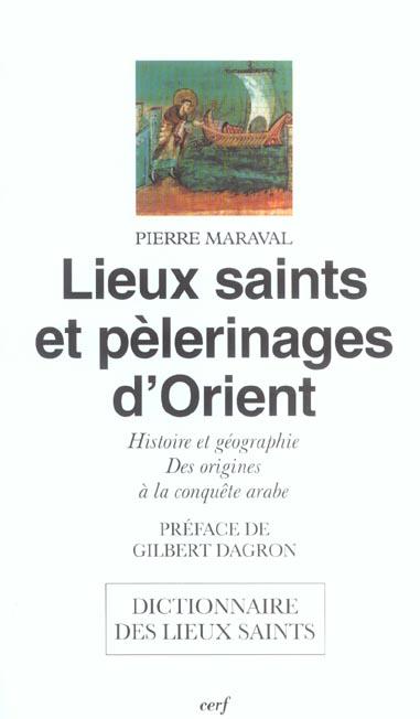 Lieux saints et pelerinages d'orient