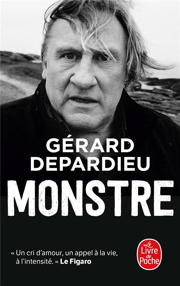 DEPARDIEU GERARD - MONSTRE