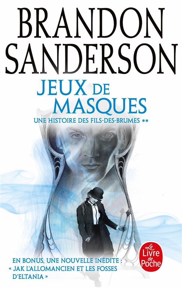 FILS-DES-BRUMES T.5  -  JEUX DE MASQUES