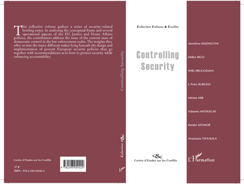 Revue Cultures & Conflits; Controlling Security