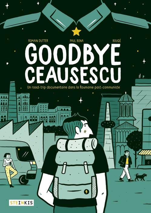 Vente EBooks : Goodbye Ceausescu  - Romain Dutter  - Bouqe