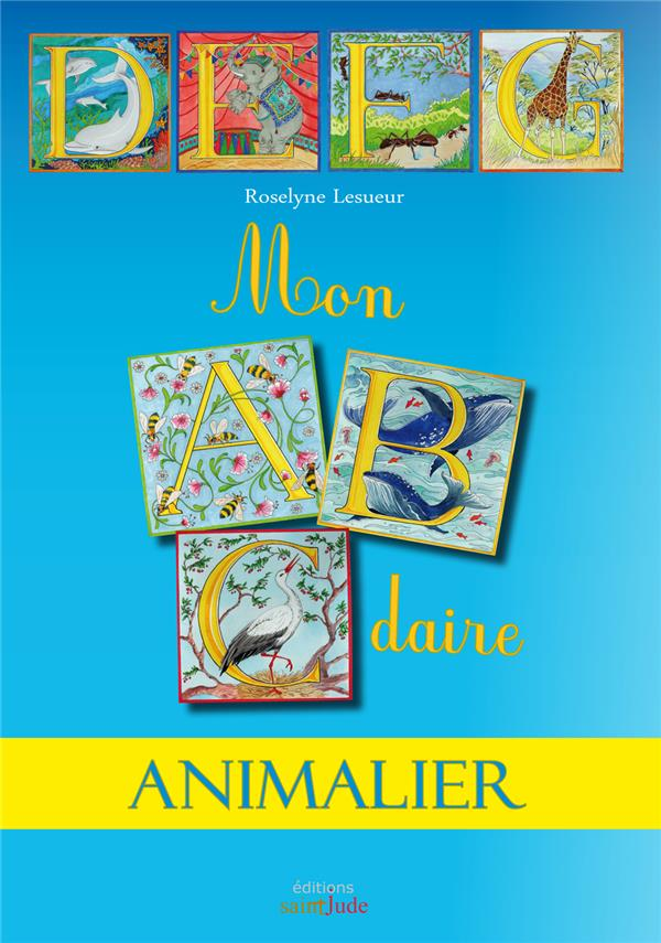 mon abcdaire animalier