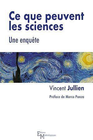 Ce que peuvent les sciences ; une enquête