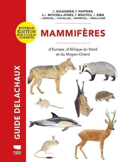 Mammifères d'Europe, d'Afrique du nord et du Moyen-Orient