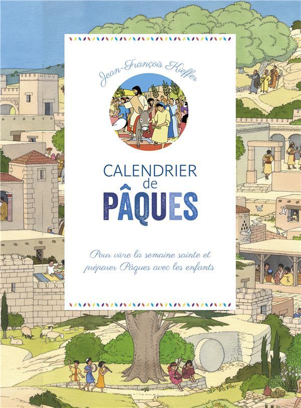 CALENDRIER DE PAQUES