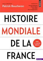 Couverture de Histoire Mondiale De La France