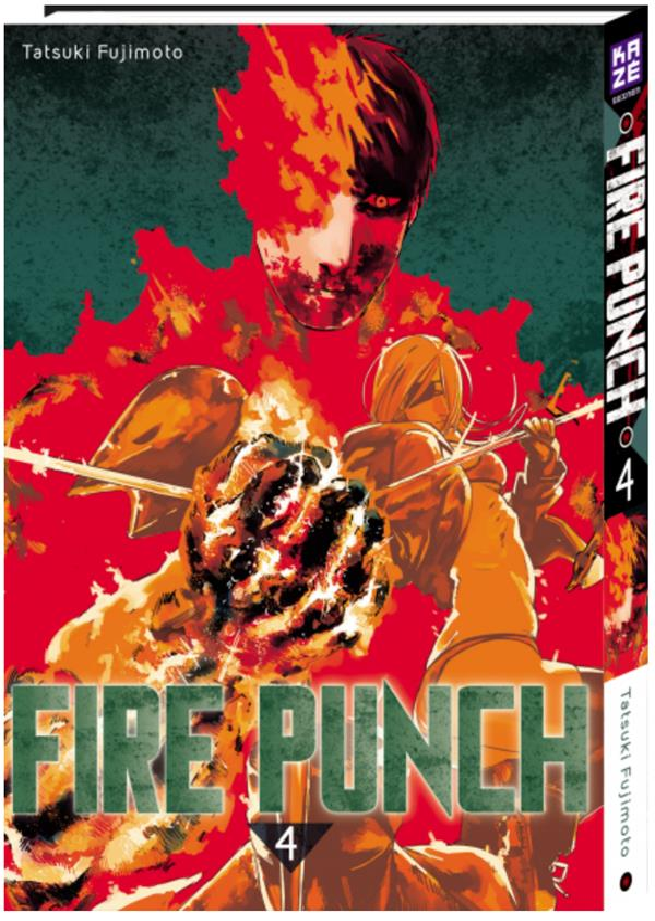 Fire punch t.4