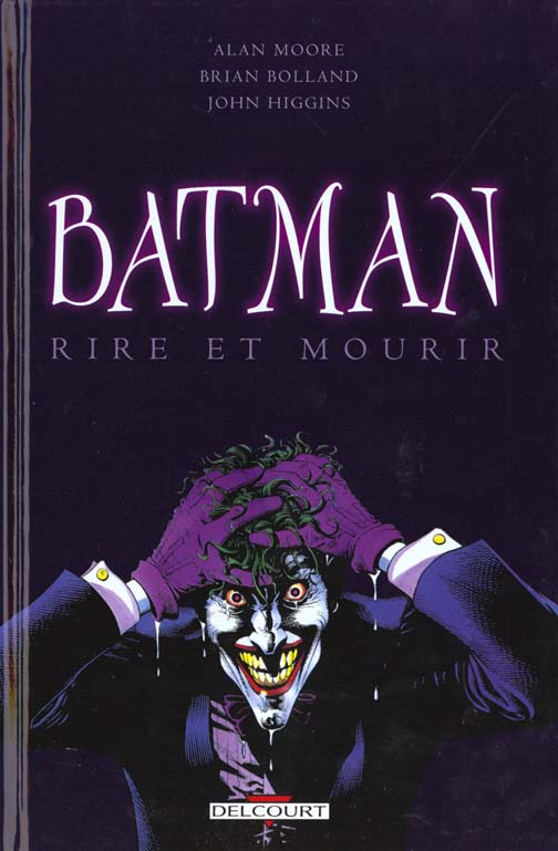 Batman ; rire et mourir