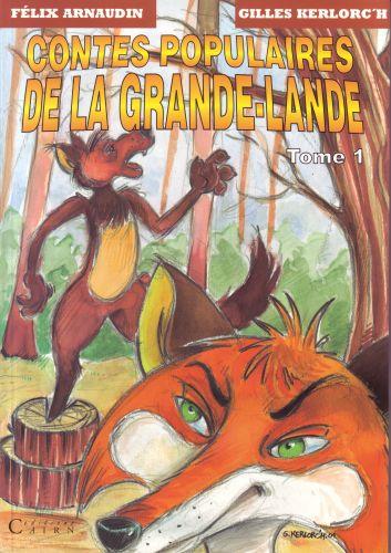 Contes populaires de la grande lande t.1