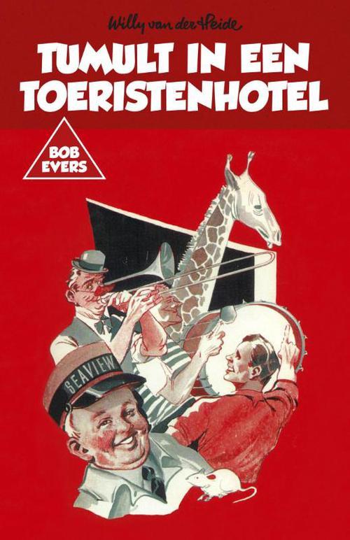 Tumult in een toeristenhotel