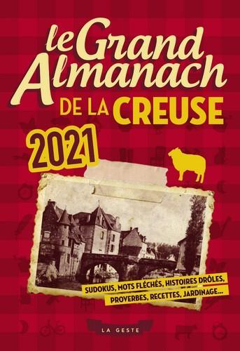 Le grand almanach ; de la Creuse (édition 2021)