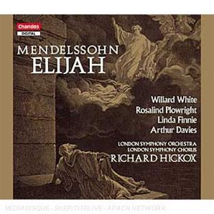 Elijah - Oratorio