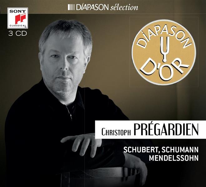Christoph Prégardien - la selection Diapason