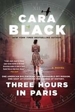 Vente Livre Numérique : Three Hours in Paris  - Cara Black