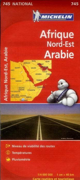 Afrique Nord-Est ; Arabie