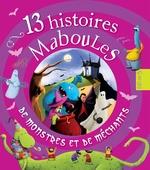 Vente EBooks : 13 histoires maboules de monstres et de méchants  - Vincent Villeminot - Claire RENAUD