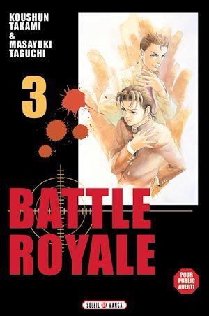 Vente EBooks : Battle Royale T03  - Koushun Takami