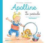 Vente EBooks : Apolline ; le pestacle  - Didier Dufresne - Sophie Cazenave Chevalier